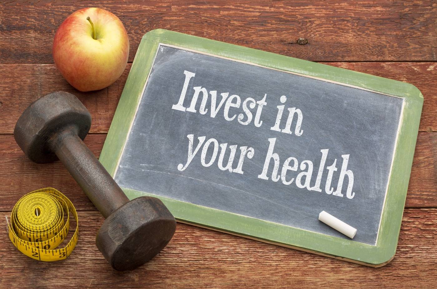 Invest In your health by Anatoly